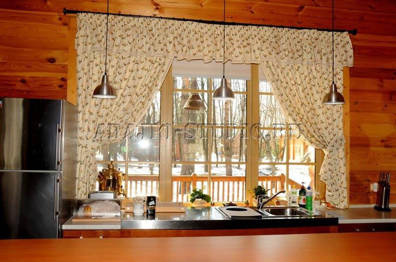 Дизайн для дома в деревне